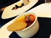 Ardencote The Brasserie restaurant dessert