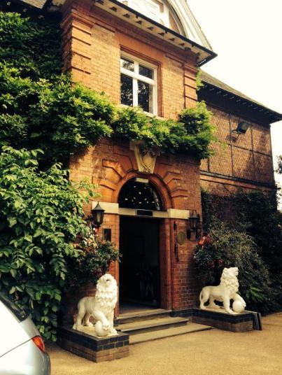 Ardencote Manor hotel