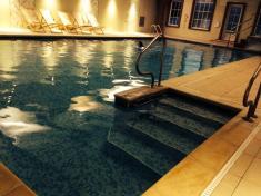 Ardencote spa pool