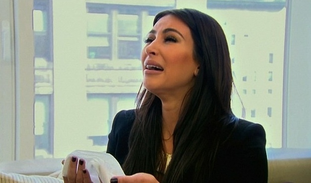 kim kardashian crying2